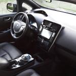 Nissan Leaf interior (5)