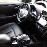 Nissan Leaf interior (6)