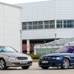 mercedes-benz-clk-and-bmw-3-coupe-1