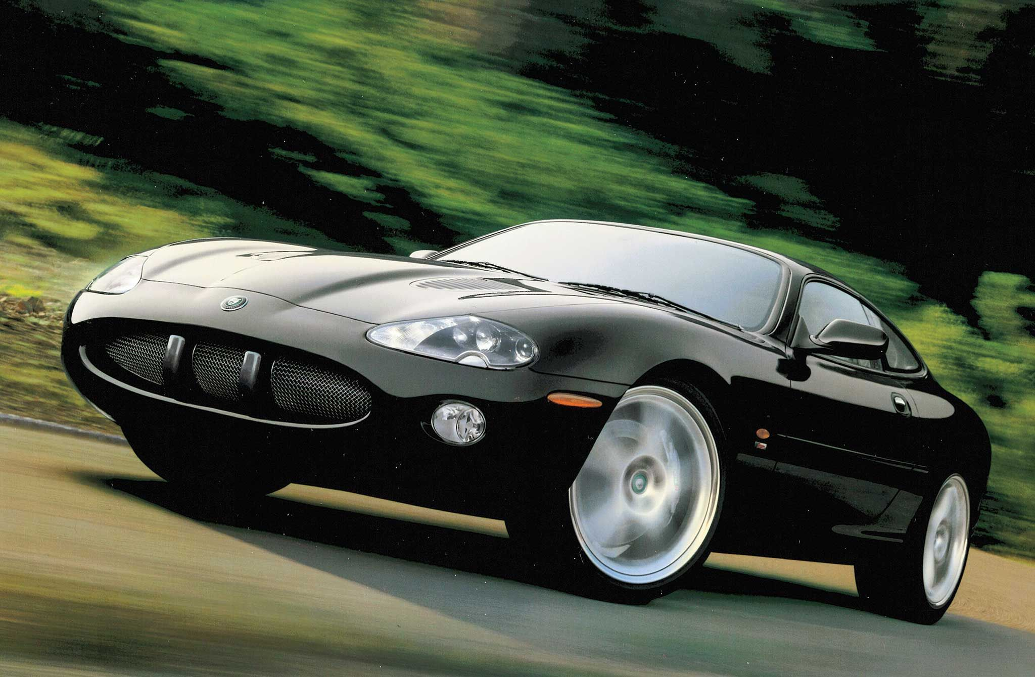 Jaguar XK (X100) - Dokonalé GT! | Auto Journal
