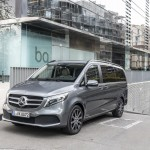 Die neue Mercedes-Benz V-Klasse und Marco Polo, Sitges/Spanien 2019 // The new Mercedes-Benz V-Class and Marco Polo, Sitges/Spain 2019