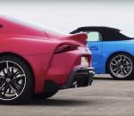 toyota-supra-vs-bmw-z4-drag-race