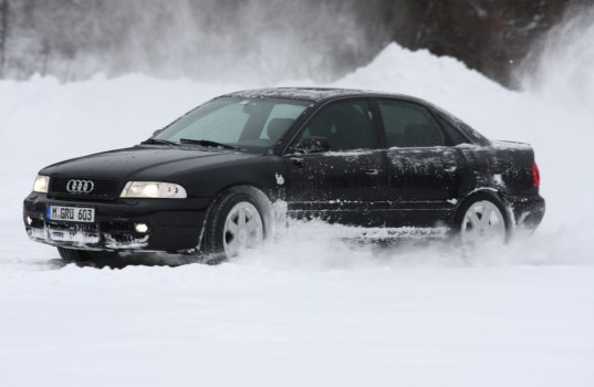 Snow Driving 2009