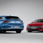 Volkswagen Arteon Shooting Brake Elegance and Arteon R Line