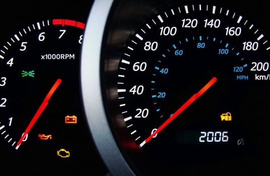 speedometer-odometer